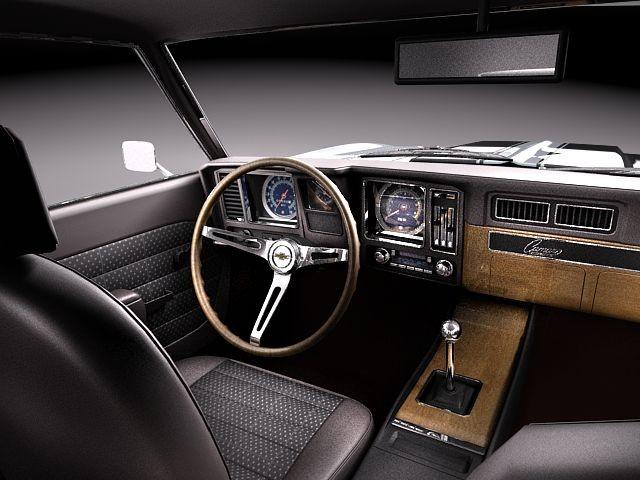 Camaro Ss 1969 >> Chevrolet Camaro Ss 1969 Car Vehicles 3d Models