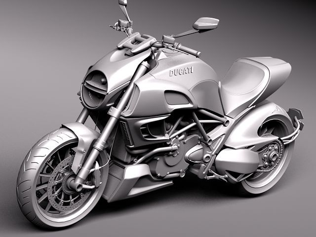 Ducati Diavel Use For Sell