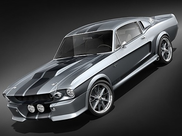 ford mustang gt500 shelby cobra eleanor classic car. Black Bedroom Furniture Sets. Home Design Ideas