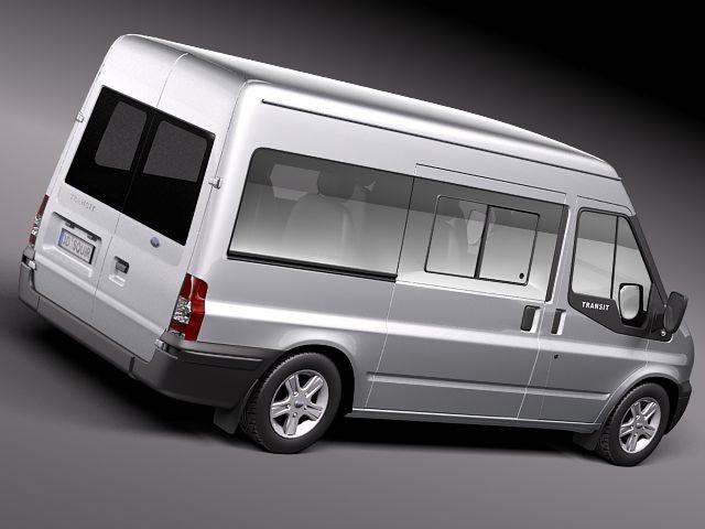 Ford Passenger Van >> Ford Transit Passenger Van High 2010 Van Heavy Vehicle ...