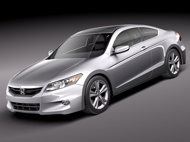 Captivating Honda Accord Coupe 2011