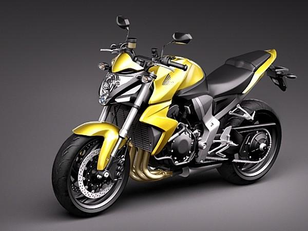 honda cb1000r sport motorcycle vehicles 3d models. Black Bedroom Furniture Sets. Home Design Ideas