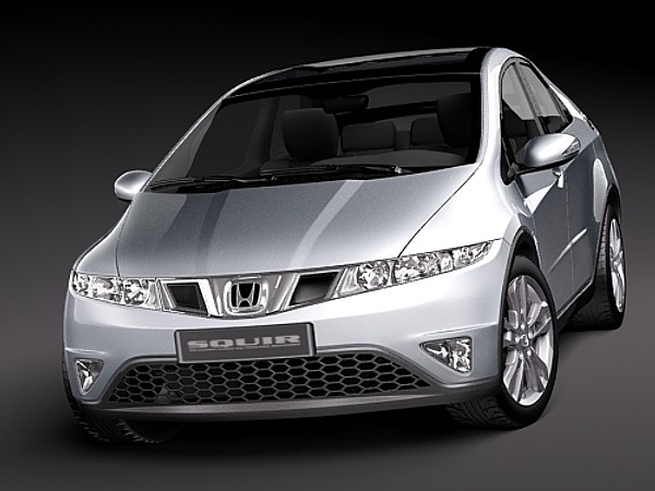 honda civic  europe japan sedan car vehicles  models