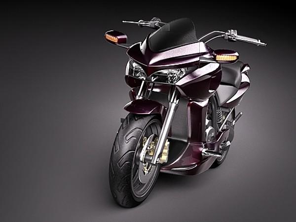 honda dn 01 cruisers motorcycle vehicles 3d models. Black Bedroom Furniture Sets. Home Design Ideas