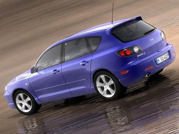 Superior Mazda 3 Hatchback 2004 3721_2