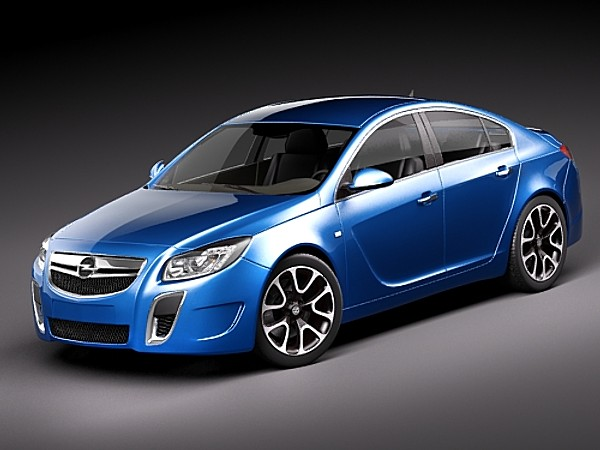 opel insignia opc sedan sedan car vehicles 3d models. Black Bedroom Furniture Sets. Home Design Ideas