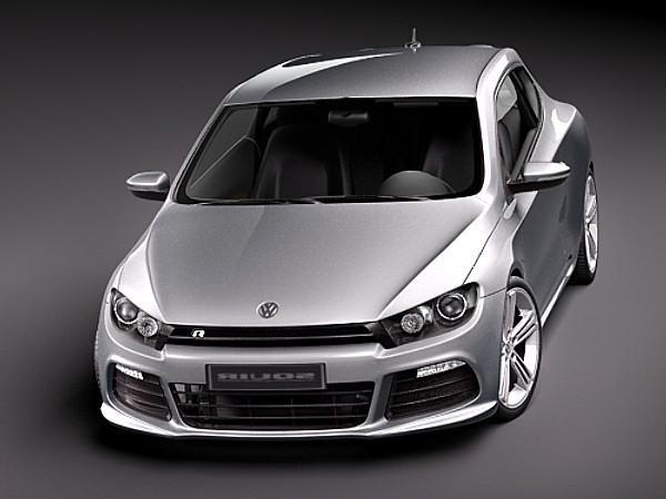 volkswagen scirocco r car vehicles 3d models. Black Bedroom Furniture Sets. Home Design Ideas