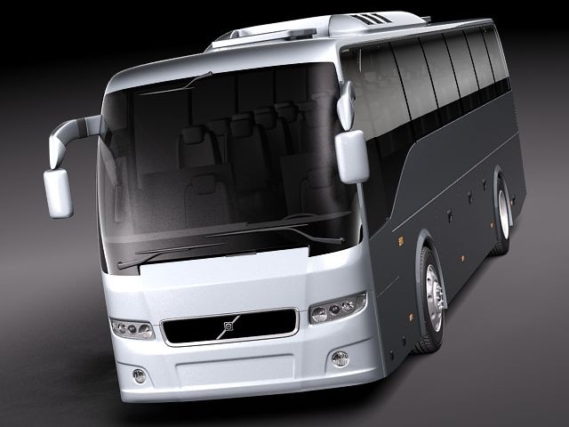 Military Vehicles For Sale >> Volvo 9700 Bus Coach Bus Heavy Vehicle Vehicles 3D Models