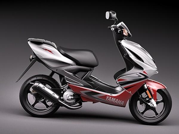 Yamaha Aerox R 2785 7