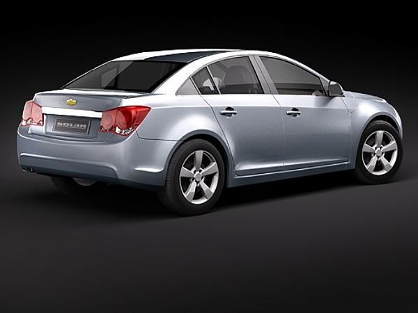chevrolet cruze cobalt sedan chevy 2008 2009 2010 2011 ...