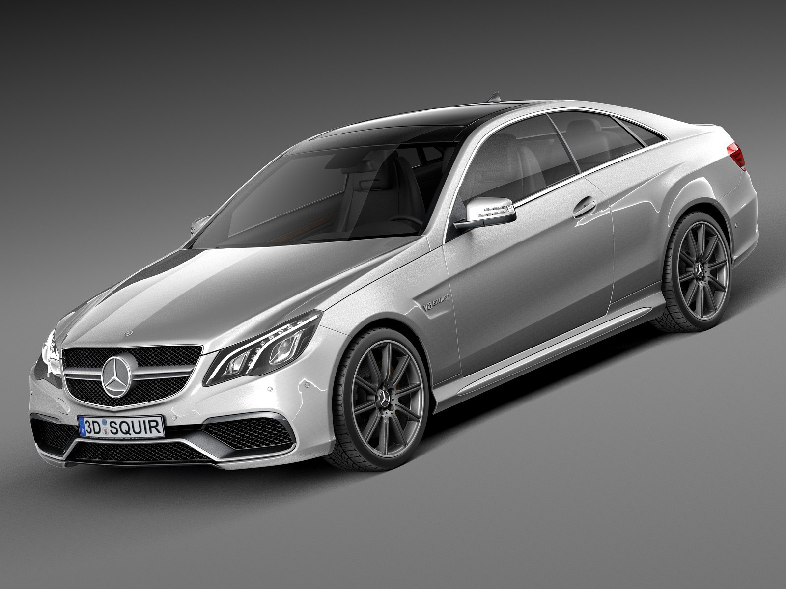 Mercedes Benz E63 Amg Coupe 2016