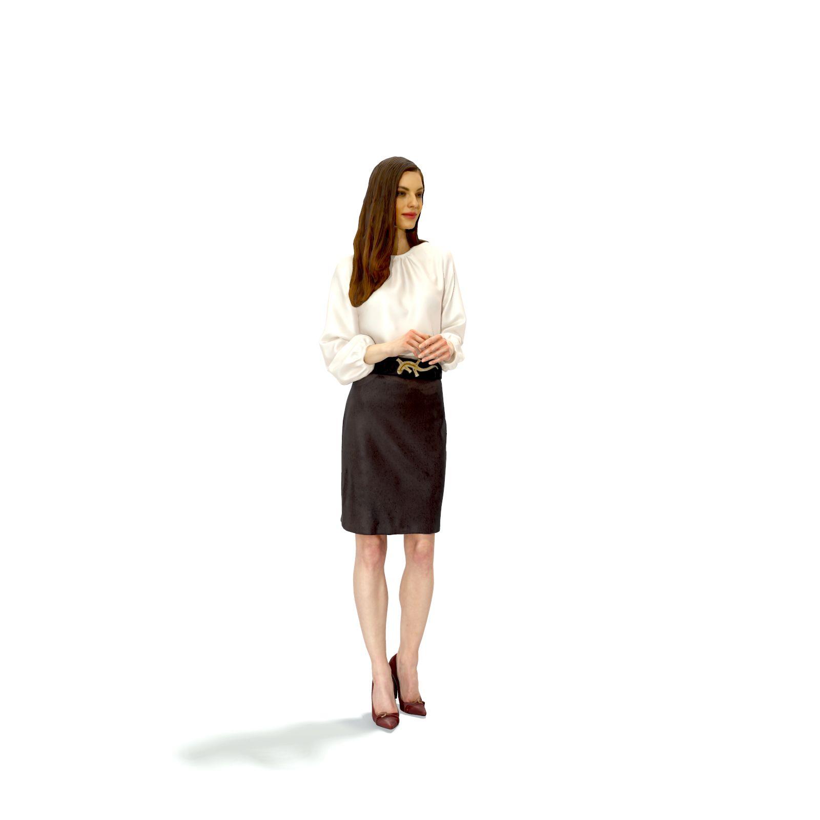 Elegant Woman - EWom0312-HD2-O04P01-S