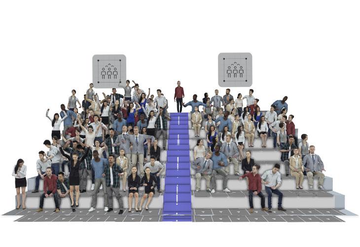 ANIMA 2 - Workstation + 3 Render Node Licenses Human Characters 3D