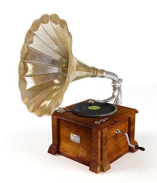 Gramophone 19 AM67 image 0