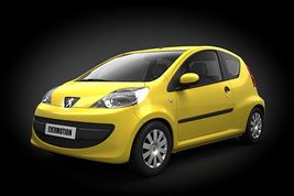 Peugeot 107 image 1