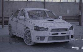 Mitsubishi Lancer Evo X image 4