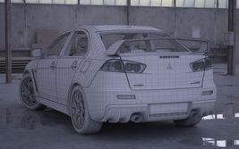 Mitsubishi Lancer Evo X image 3