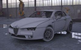 Alfa Romeo Brera image 3