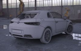 Alfa Romeo Brera image 4