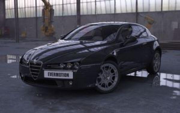 Alfa Romeo Brera image 5