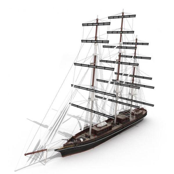 sailing ship 32 am55 image 0
