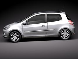 Renault Clio 3-door Automobile 2010  Image 7