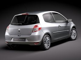 Renault Clio 3-door Automobile 2010  Image 5