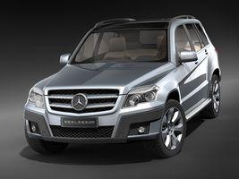 Mercedes GLK 2009  Image 2