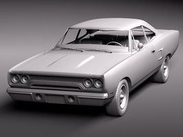 Plymouth Roadrunner 1970  Image 12