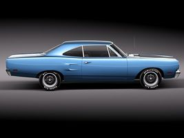 Plymouth Roadrunner 1970  Image 7