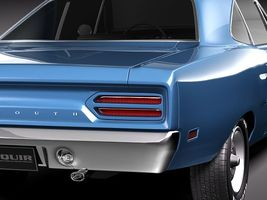 Plymouth Roadrunner 1970  Image 6