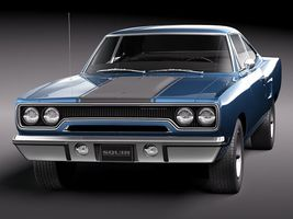 Plymouth Roadrunner 1970  Image 2