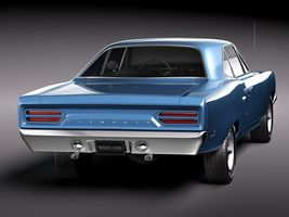 Plymouth Roadrunner 1970  Image 5