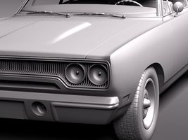 Plymouth Roadrunner 1970  Image 11