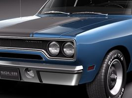 Plymouth Roadrunner 1970  Image 3