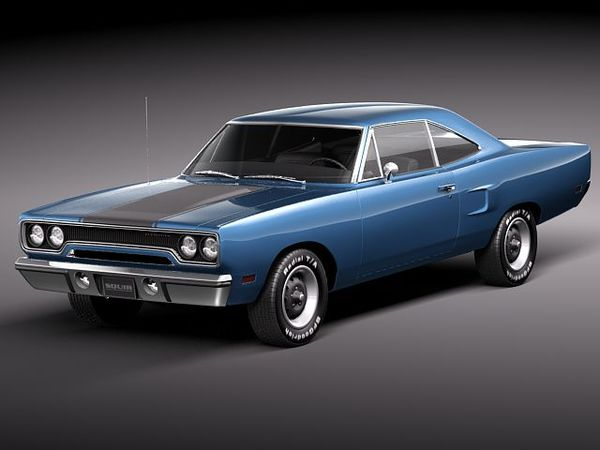 Plymouth Roadrunner 1970  Image