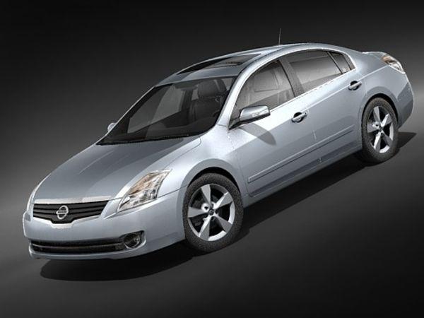 Nissan Altima 2009  Image