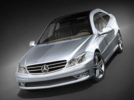 Mercedes CLC 2008  Image 2