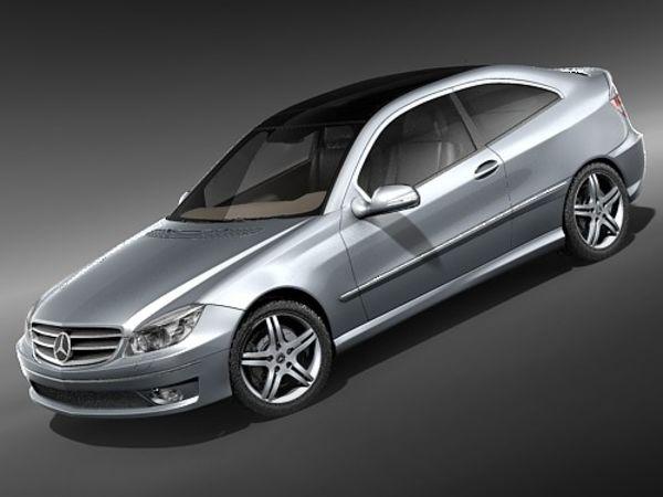 Mercedes CLC 2008  Image