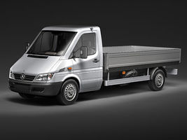 Mercedes Sprinter Pickup  Image 4