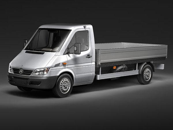 Mercedes Sprinter Pickup  Image