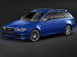 Audi RS4 Avant  Image 1