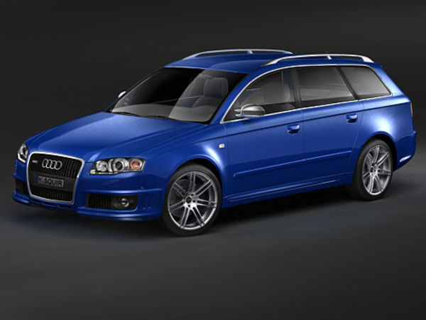 Audi RS4 Avant  Image