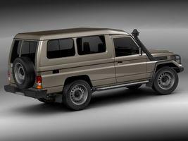 Toyota Landcruiser Wagon 78-series  Image 2
