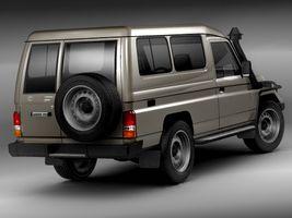 Toyota Landcruiser Wagon 78-series  Image 3