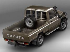 Toyota Landcruiser 79-series Truck  Image 5