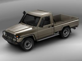 Toyota Landcruiser 79-series Truck  Image 1