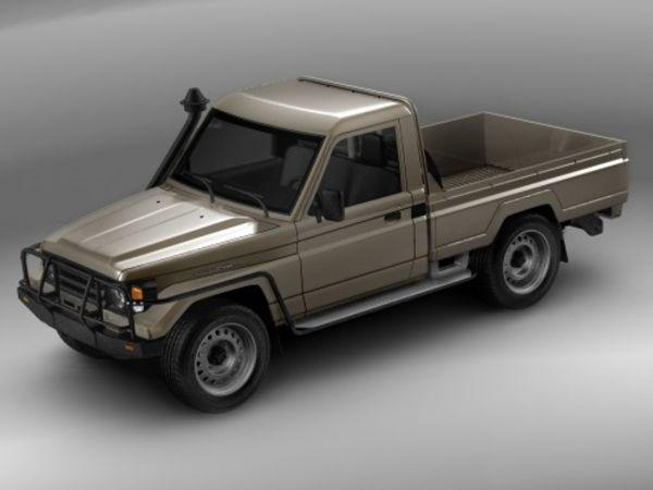 Toyota Landcruiser 79-series Truck  Image