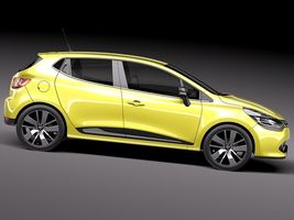 Renault Clio 2013 Image 7