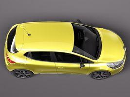 Renault Clio 2013 Image 8